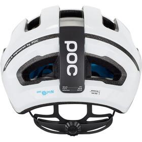 POC Omne Air Spin Kask rowerowy, biały/czarny